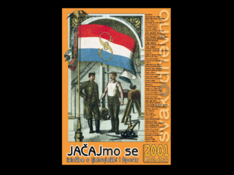 JACAJmo se – Brochure with map